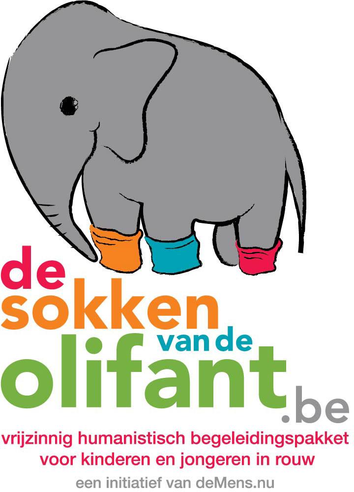 de sokken van de olifant